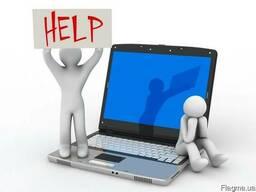 Восстановление данных на ноутбуке, винчестере, флешке.