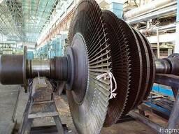 Восстановление мест под подшипники роторов двигателей