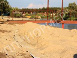 Восстановление пляжей