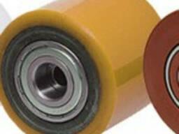 Восстановление полиуретанового покрытия роликов и колёс