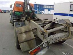 Восстановление скрученых рам грузового транспорта