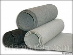 Войлок для шорно-сидельных изделий, фетр