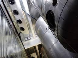 Воздухоохладитель потолочный наклонный Гюнтнер Guntner GASC
