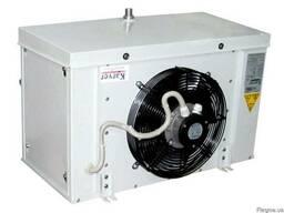 Воздухоохладители для заморозки и охлаждения продуктов.