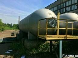 Воздухосборник 50т / 200 кгс/см кв