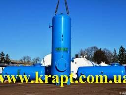 Воздухосборник 6, 3м 3 Ру-1, 3МПа