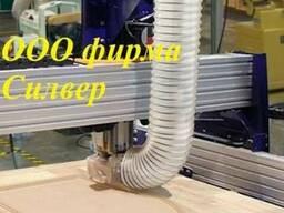 Воздуховоды полиуретановые (ПУР) абразивные
