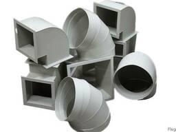 Воздуховоды промышленные из пластмас