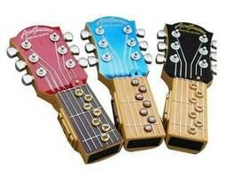 Воздушная гитара с лазерной струной, гриф, музыкальные инст