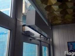 Воздушная завеса - фото 3