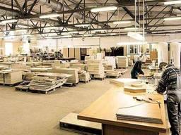 Возьму в управление мебельный и деревообрабатывающий бизнес