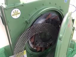 Всасывающе-нагнетающая молотковая зернодробилка RSI 620
