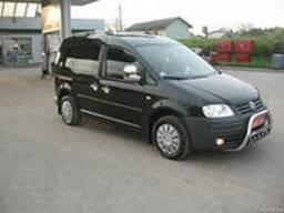 Продам б/у запчасти для VW CADDY 04-12г. в.