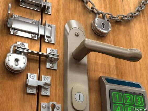 Ремонт двери врезка ремонт замена замков аварийное открытие