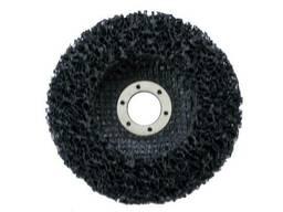 Вспененный абразив синтетический на платформе Рамболд - 125 x 10 мм черный (125 корал ч)