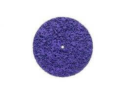 Вспененный абразив синтетический на станок Pilim - 150 x 10 x 13 мм фиолетовый. ..