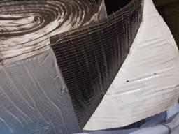 Вспененный каучук самоклеющийся 19мм (на сетке - заводской)