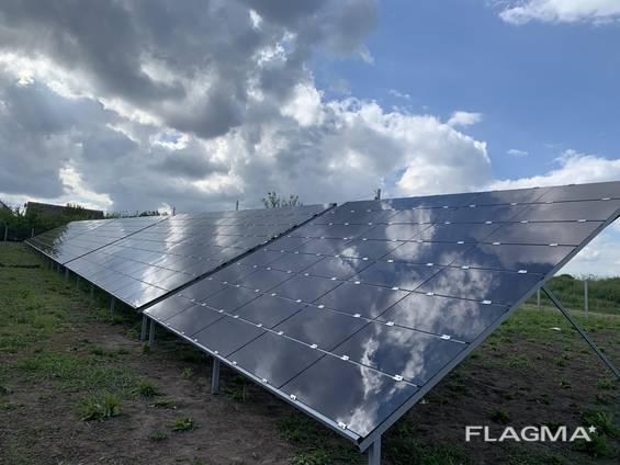 Встановлення сонячних електростанцій, електротехнічні роботи