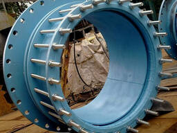 Вставка демонтажная фланцевая и под приварку Ду300-Ду1200