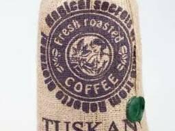 Вся линейка кофе в зернах Tuskani в Украине. Зерновой кофе
