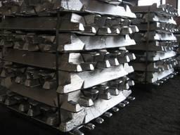 Завод Производитель Вторичный алюминий в чушке