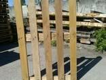 Недорого Вторичные деревянные поддоны 1400х800 - фото 3