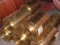 Втулка бронзова D180xd(під заказ) БрАЖ9-4, БрО5Ц5С5 з обточ