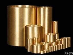 Втулка бронзовая БрАЖ 470х285х1100 мм