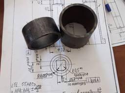 Втулка металлокерамическая 60х50х50 для экскаватора Борекс