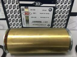 Втулка рессоры рено магнум, премиум,5010060127 - фото 2