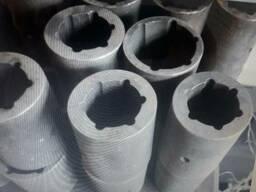 Втулки для пресса-экструдера и матрицы для гранулятора