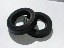 Втулки упругие резиновые для муфт упругих втулочно-пальцевых (МУВП) по ГОСТ 21424-93