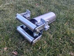 Вводной кабельный ролик в трубу от производителя