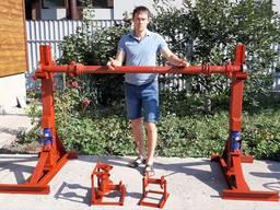 Оборудование для прокладки кабеля, провода от производителя.