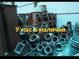 Трубы самотечные квадратные , норийные короба - фото 2