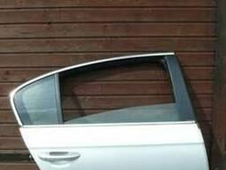 VW Passat B6 sedan дверь задняя правая LA7W в сборе