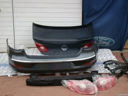 VW Passat CC Разборка Бампер задний Крышка багажника Фонарь