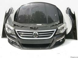 VW Passat CC Разборка Крыло Бампер Решетка Фара Капот Дверь