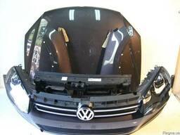 Разборка VW Touareg 7P 10-15 Капот Бампер Фара Крыло