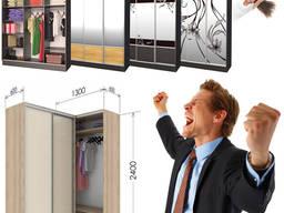 Выбрать Купить Шкаф-Купе Цена Недорого Собрать Установить