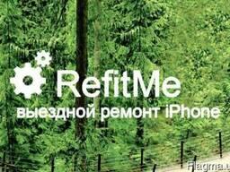 Замена камеры на Apple iPhone 6, 6s Plus выездной ремонт