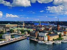 Выездной бухгалтерский семинар - Прибалтика и Швеция. 26 мая