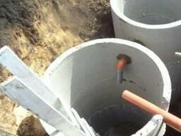 Выгребная яма, сливная яма, септик, канализация, в Одессе и обла