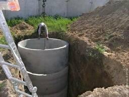 Копка, монтаж канализации, водопровода под ключ в Одессе