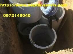 Выгребная яма, сливная яма, септик, канализация, в Одессе