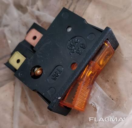Выключатель клавишный ВК-42 6.3А,