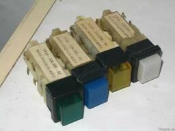 Выключатель кнопочный ВК16. 19А22151-40У3
