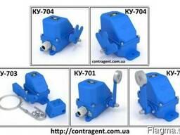 Выключатель концевой КУ-701, КУ-703, КУ-704 СУ У2