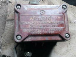 Выключатель концевой вкм12 - фото 1