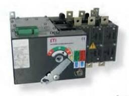 Выключатель нагрузки LA4 MO 630A 3P CO 1-0-2